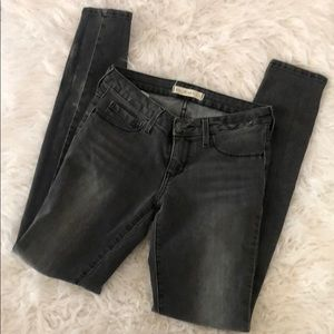 Pacsun Bullhead Black Jeggings